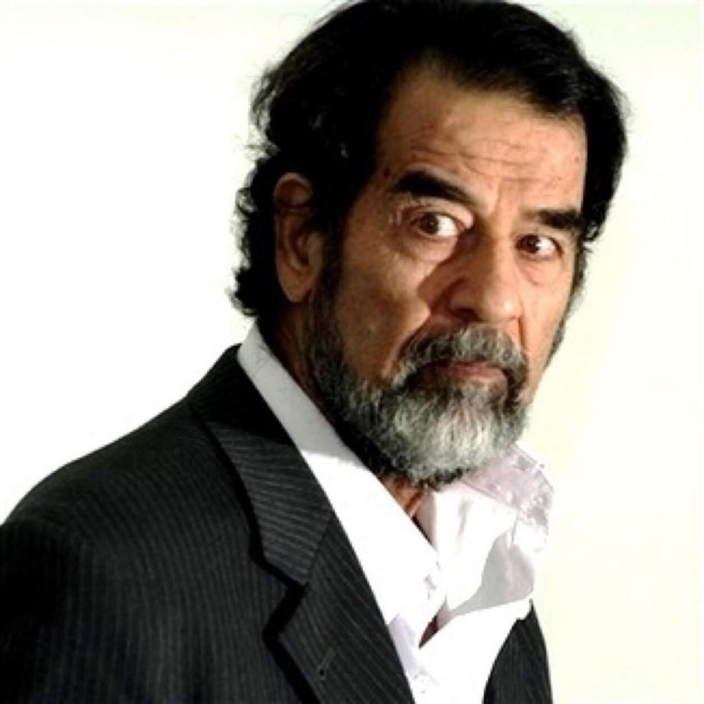 صدام حسين كان يعشق الفن والرسم، ووجد العديد من اللوحات الفنية والرسومات داخل منزله.