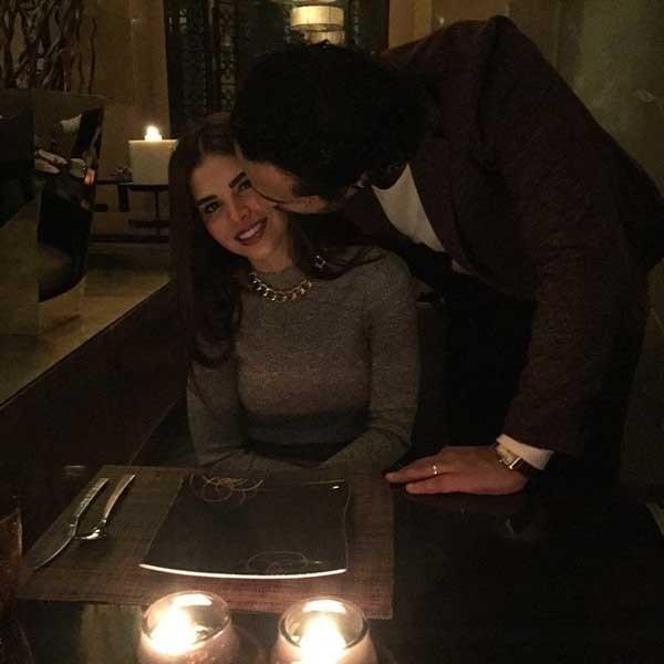 كريم فهمي وزوجته (8)