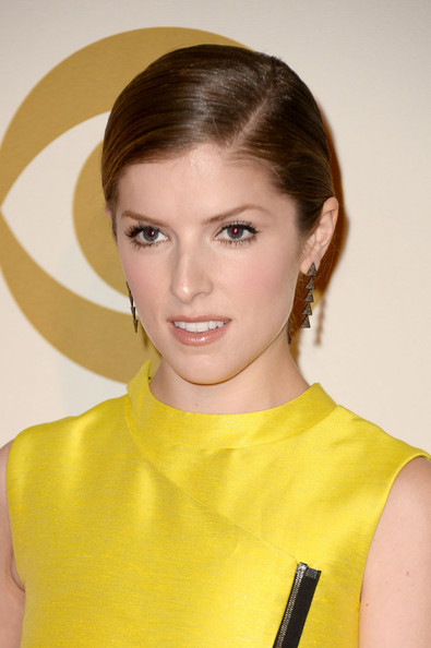 Anna Kendrick Geommetric Earrings  Rona Pfeiffer