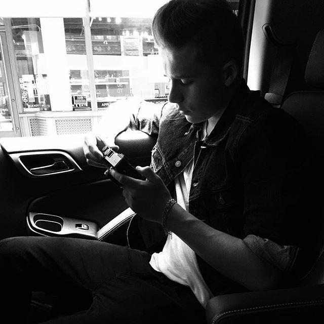 Brooklyn Beckham..