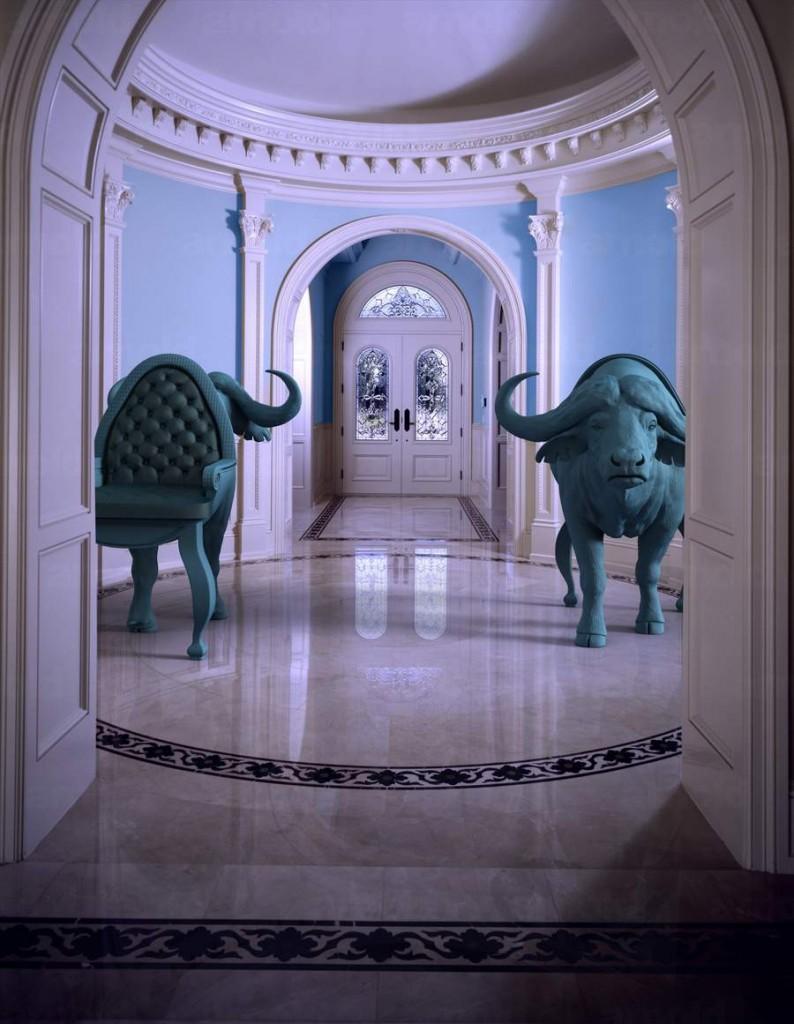 Buffalo hall residence