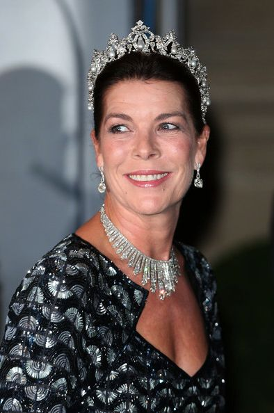 Cartier Tiara - Princess Caroline Monaco