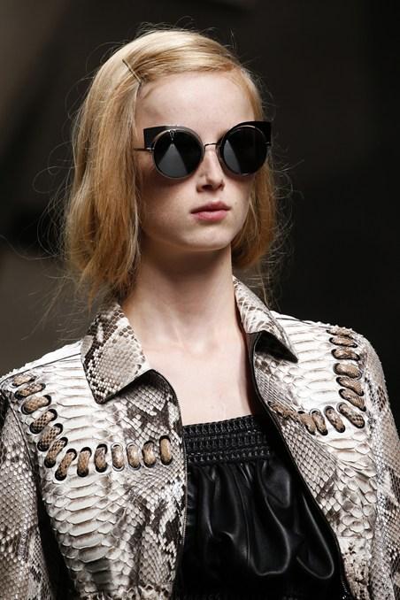 Fendi نظارات شمسية من