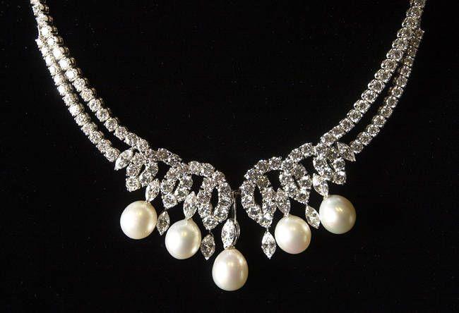 Garrard Necklace - Princess Diana