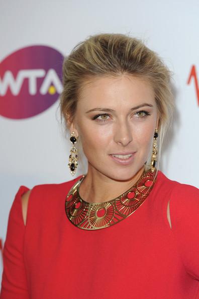 Lara Bohinc - Maria Sharapova