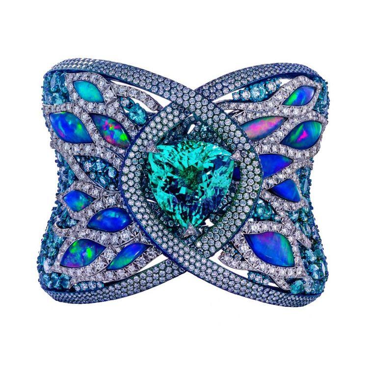 arunashi_paraiba_tourmaline_cuff_bracelet_with_opal_diamond_and-paraiba_tourmalines