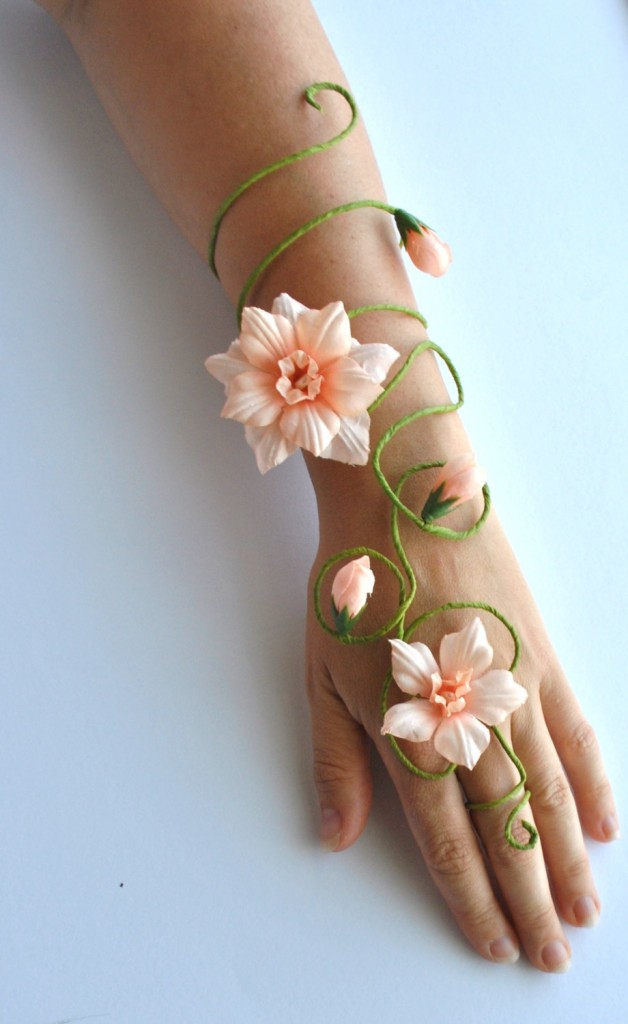 different design of corsage