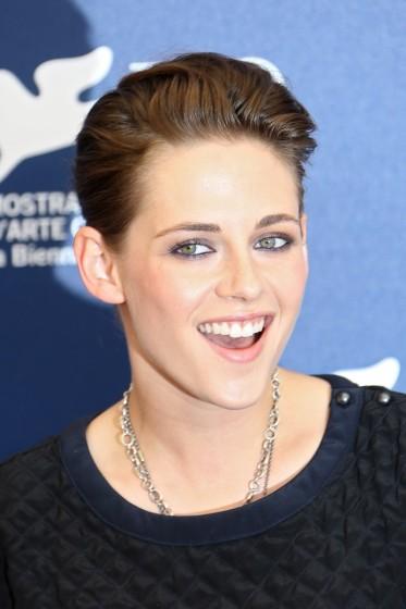 Kristen Stewart shines at the