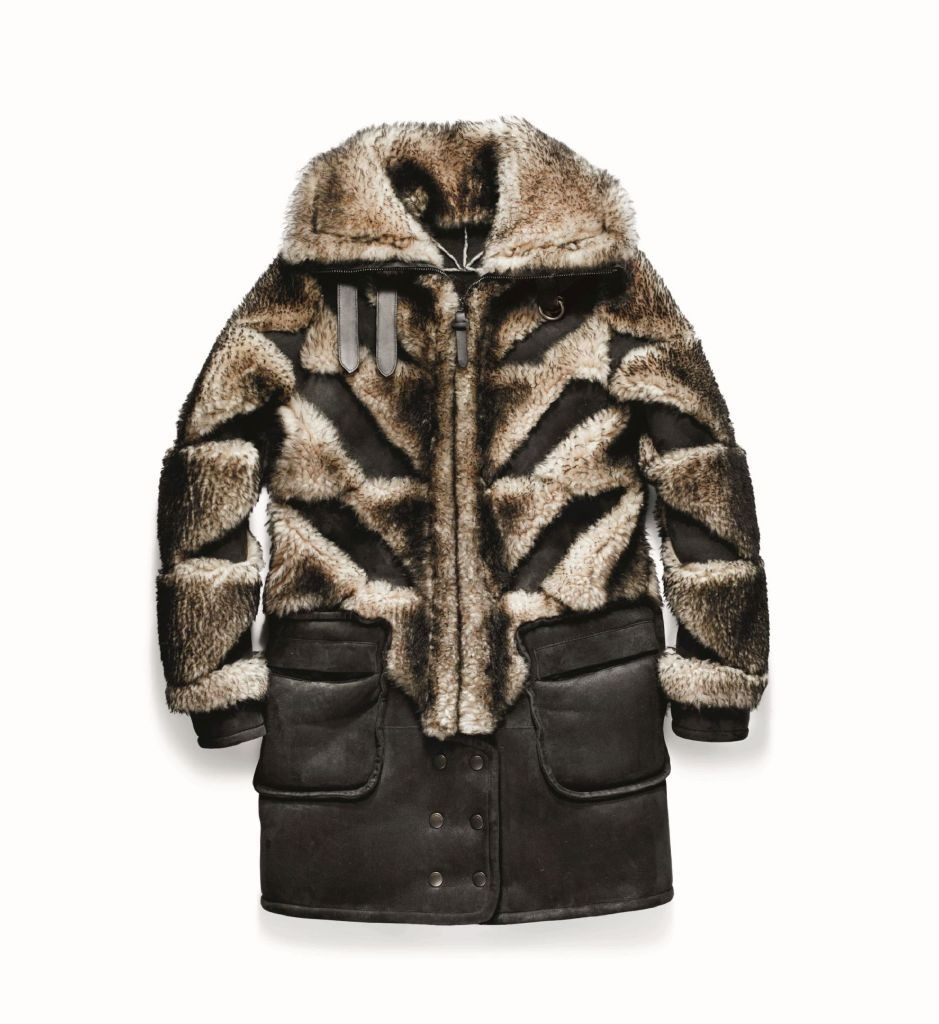 resized_Coach Women's FW15-16_86216 Pieced Sheepskin Coat