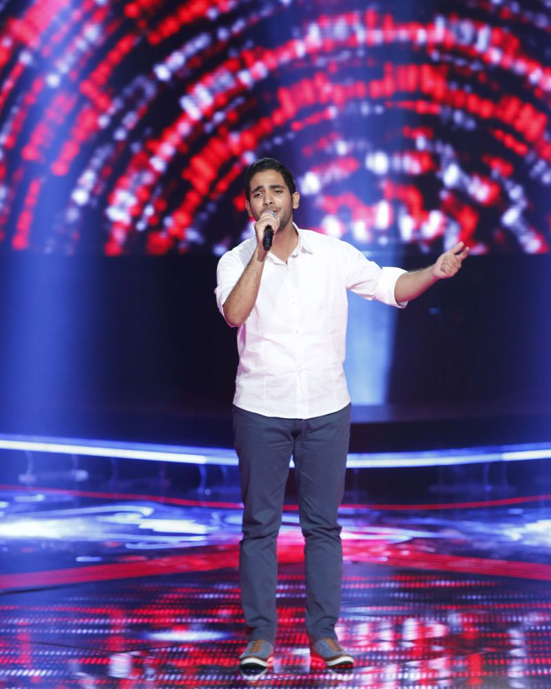 resized_MBC1 & MBC MASR the Voice S3 - Blind 1 - Chirine's Team - Hamza Al Fadlawi
