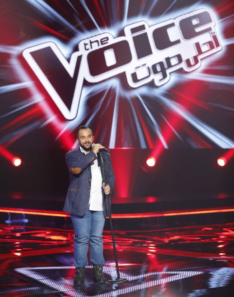 resized_MBC1 & MBC MASR the Voice S3 - Blind 1 - Chirine's team - Ali El Alfi