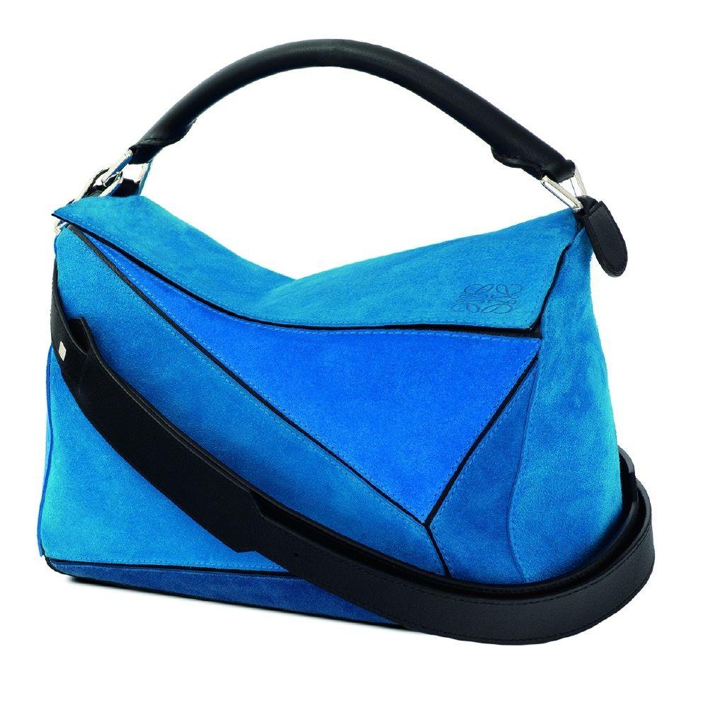 resized_Small degradé turquoise Puzzle bag