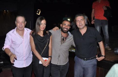 أحمد سعد وريم البارودي (6)
