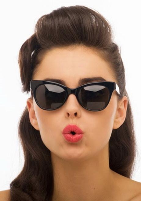 ارتدي نظارات شمسية أنيقة