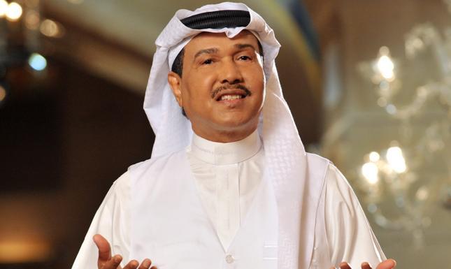 الفنان محمد عبده حريص ان لاتظهر عليه تجاعيد العمر