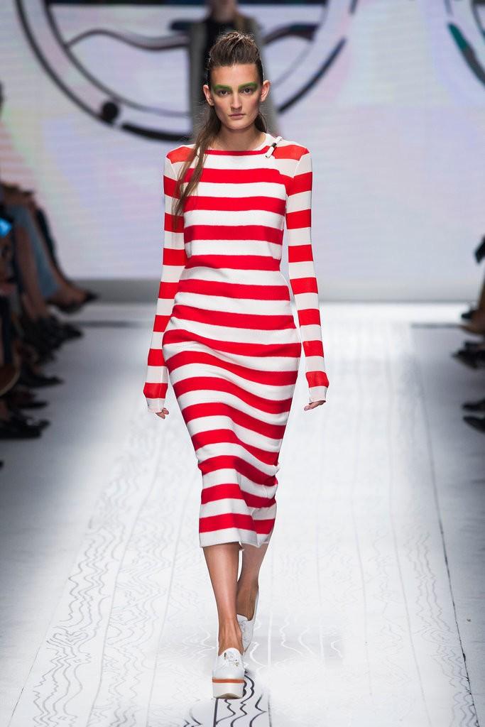 الملابس المخططة من Max Mara
