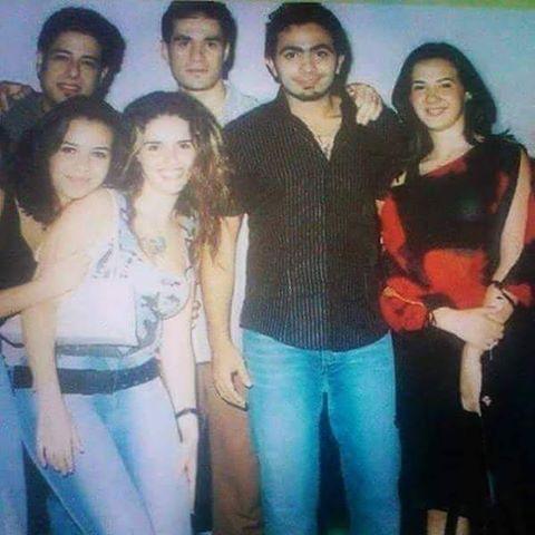 تامر حسني وحماقي ودنيا سمير غانم في بدايتهم الفنية