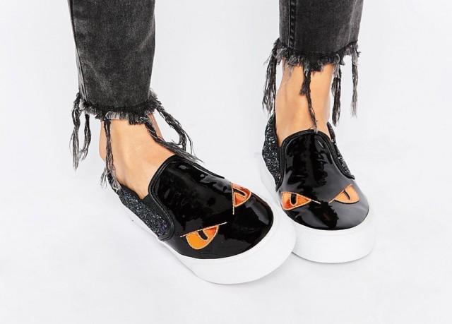 حذاء عيني الوحش من ماركة  ASOS