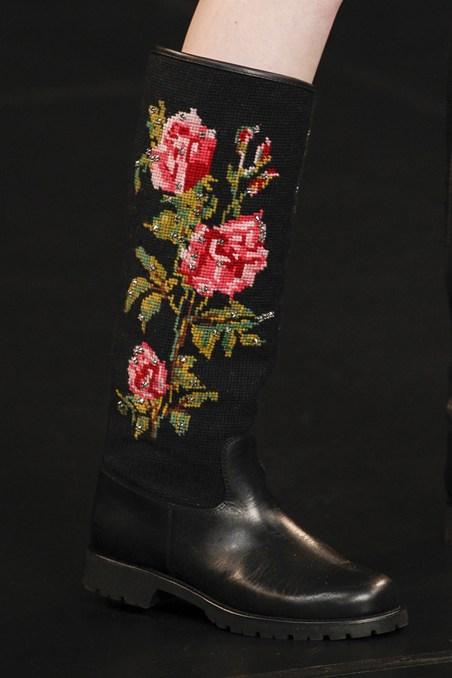 حذاء مطري من سانت لوران