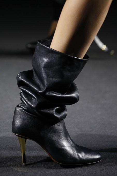 حذاء من الجلد من لانفان