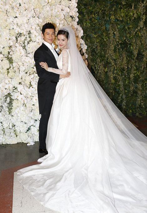 حفل زفاف كيم كاردشيان الصين (7)