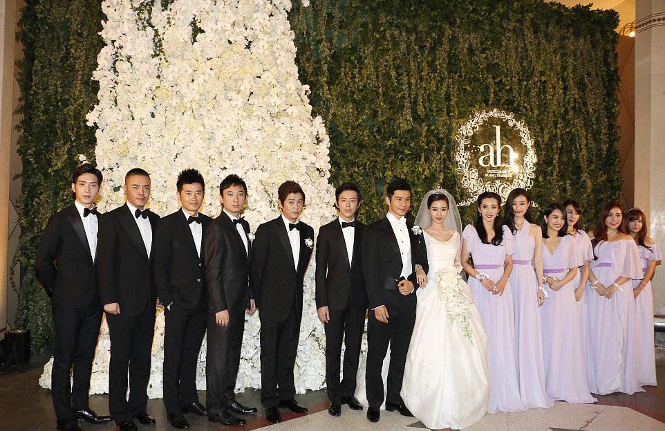 حفل زفاف كيم كاردشيان الصين (8)