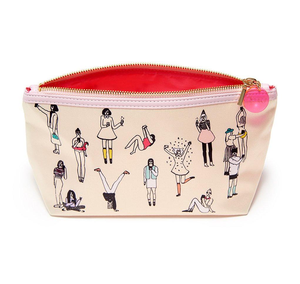 حقيبة مكياج تحمل صور سيلفي