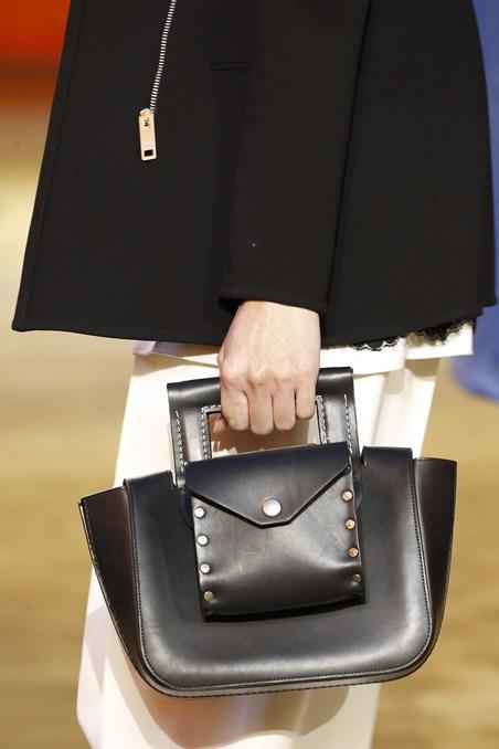 حقيبة يد جلدية من سيلين