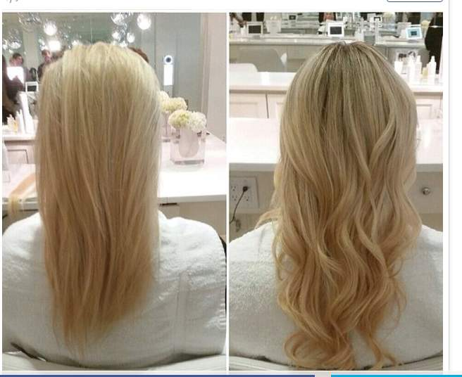 خصلات الشعر الإضافية (3)