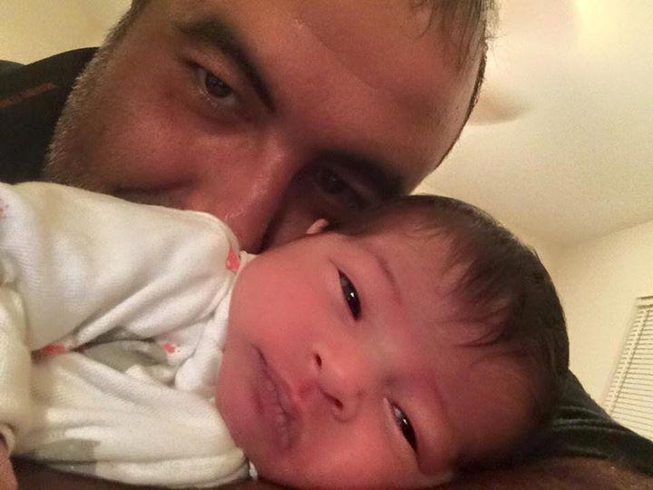 سامح عبد العزيز وابنته من روبي (1)