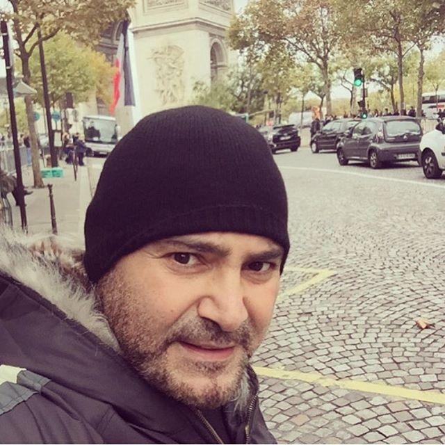 عاصي الحلاني في باريس