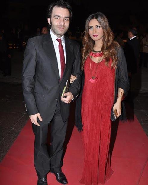 فستان ريهام أيمن الفضفاض يثير الشكوك