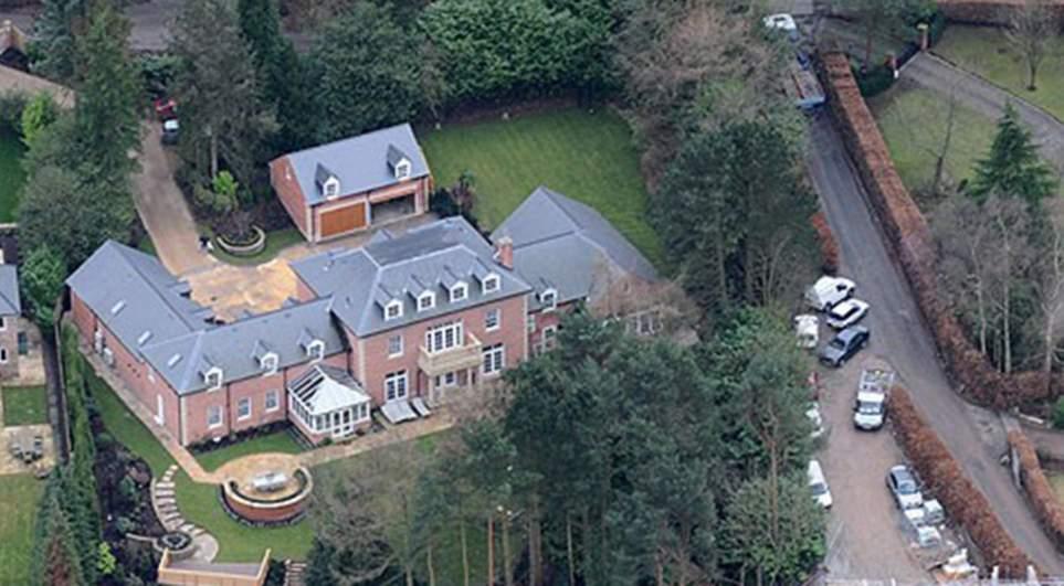قصر واين روني