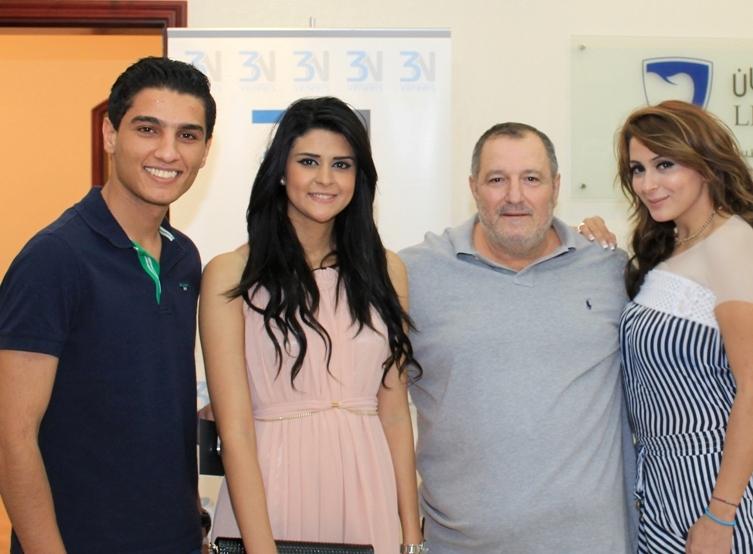 مع فريق محبوب العرب