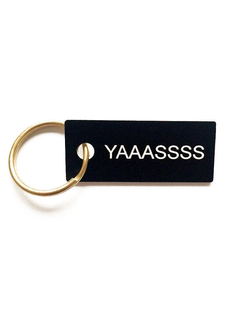 ميدالية مفاتيح أنيقة