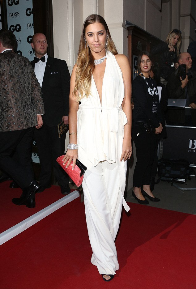 Amber le Bon in  Maria Grachvogel