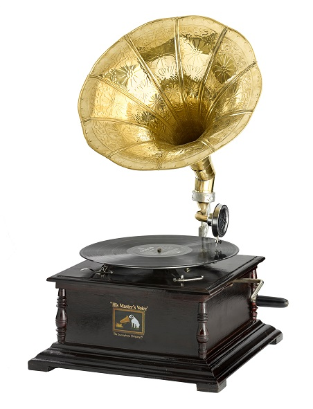 Auld Lang Syne Record Player 1400AED