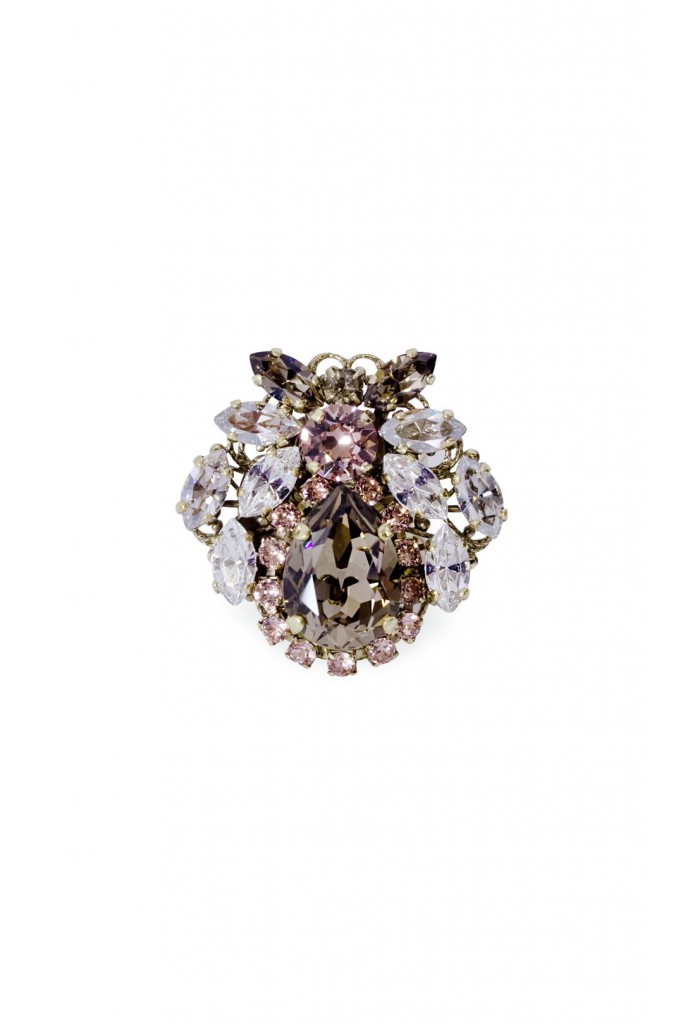 Blush Orchid Ring