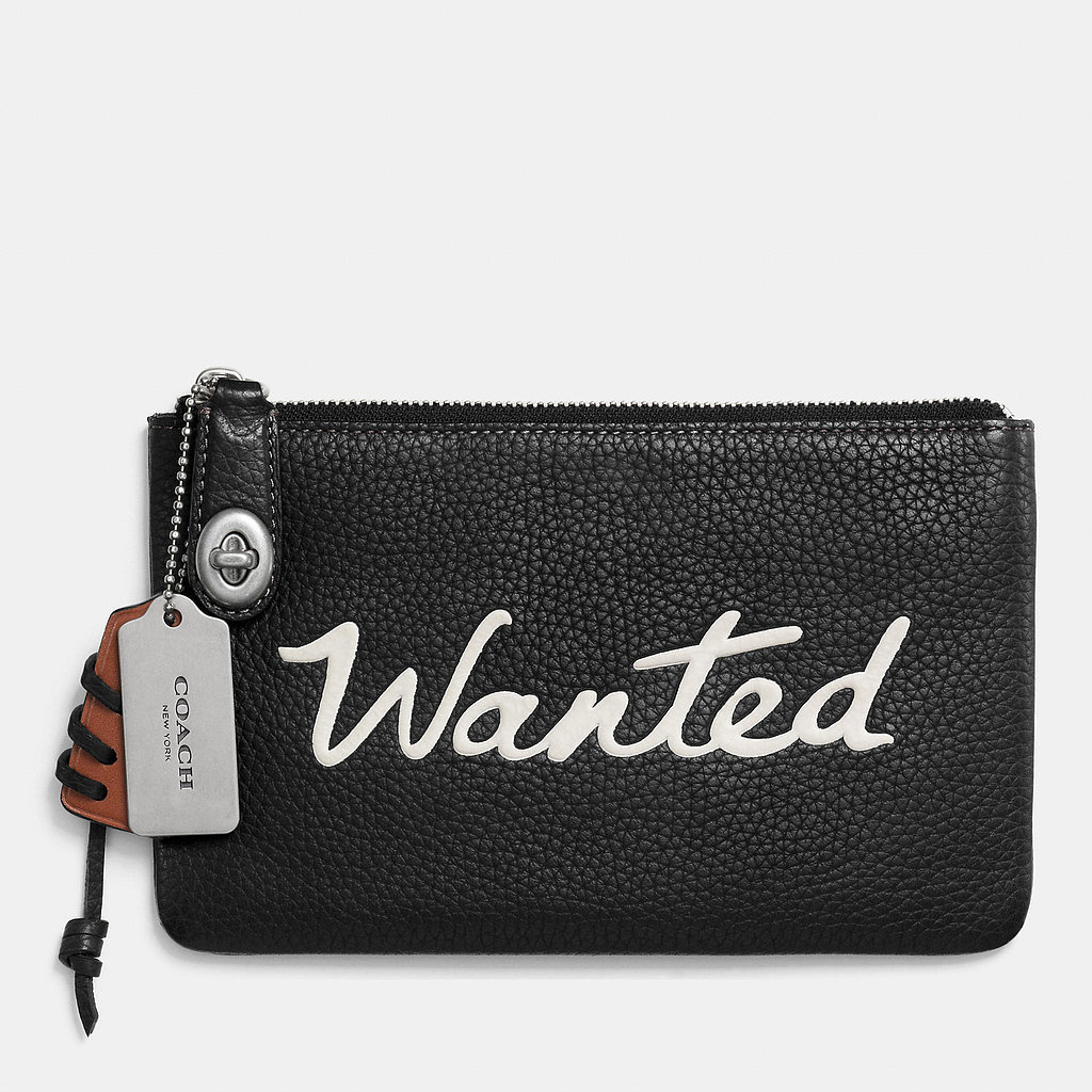 Coach Printed Pouch