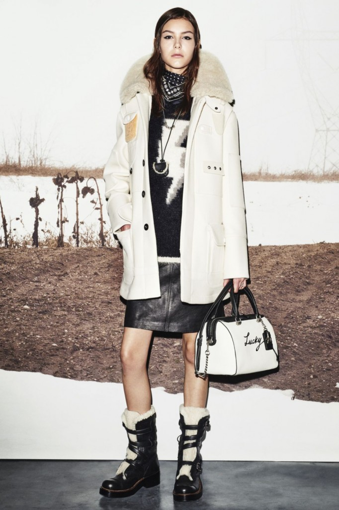 Coach Women's FW15-16 Collection - Look (26)