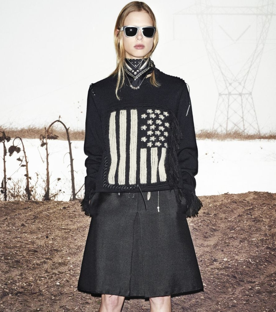 Coach Women's FW15-16 Collection - Look (7)