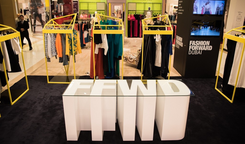 FFWD_Galeries Lafayette_Pop Up Store_