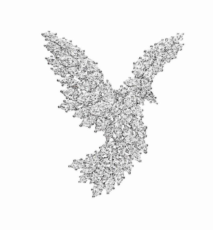 Harry-Winston_Diamond_Dove-cluster_Brooch_Press-resolution_15472