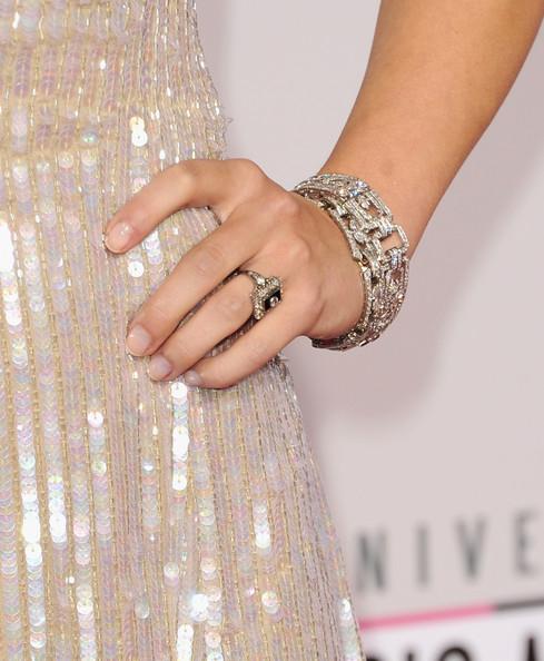 Hayden+Panettiere+Bracelets+Jacqueline Nerguizian Fine Jewelry