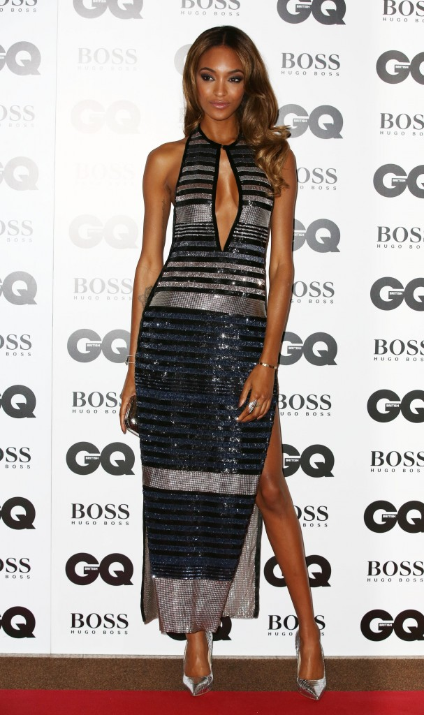 Jourdan Dunn in Sonia Rykie