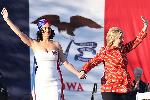 Katy-Perry-and-Hillary-Clinton