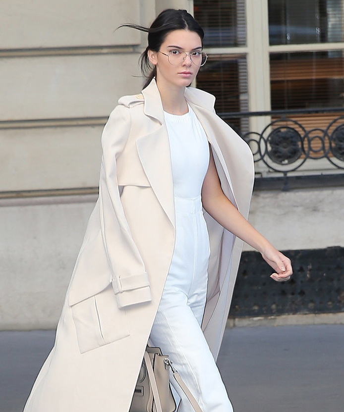 Kendall-Jenner-White-ASOS-Jumpsuit-Par00is-Fashion-Week