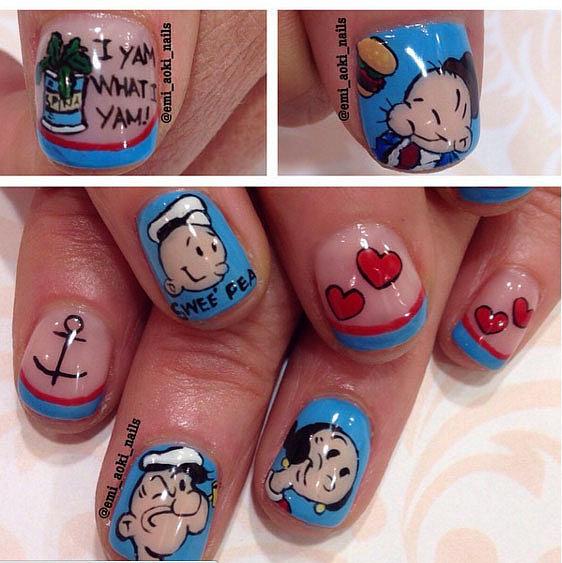 Nails-Pop