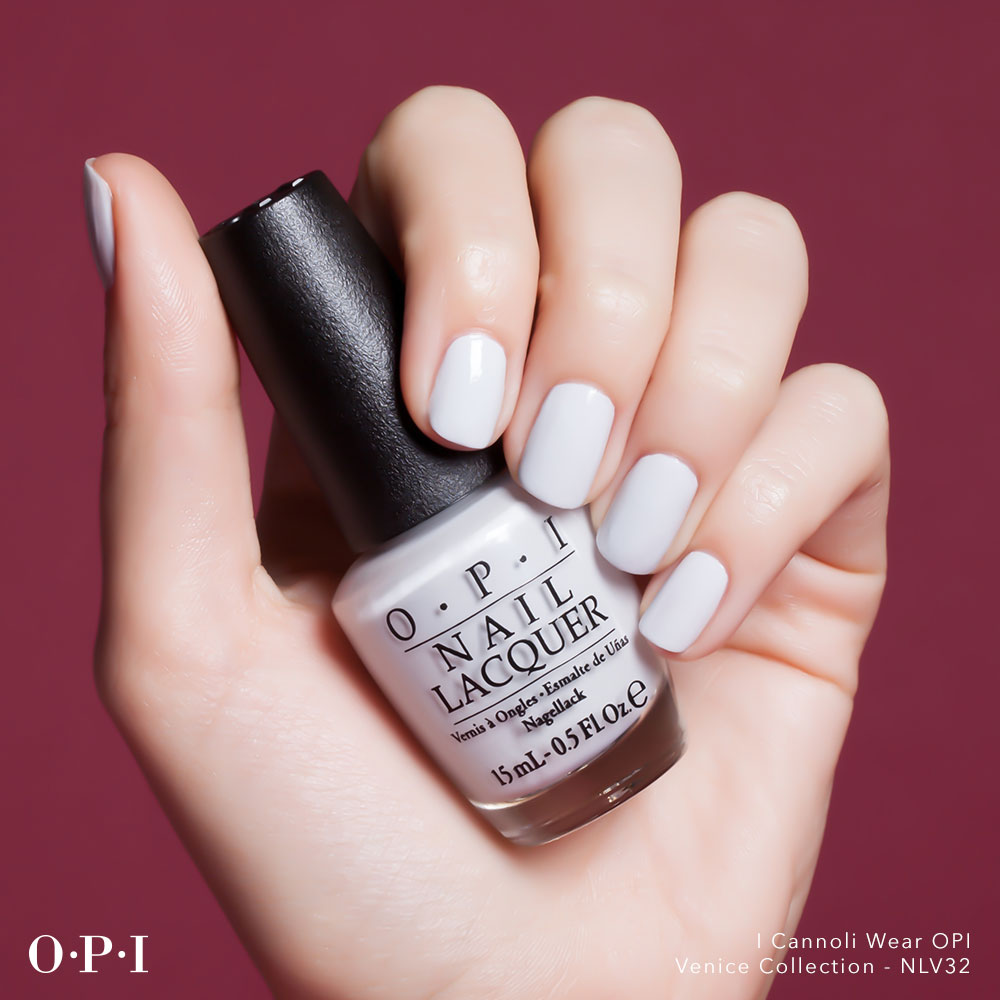 OPI - Venice Collection - I Cannoli Wear OPI - hand visual - AED49