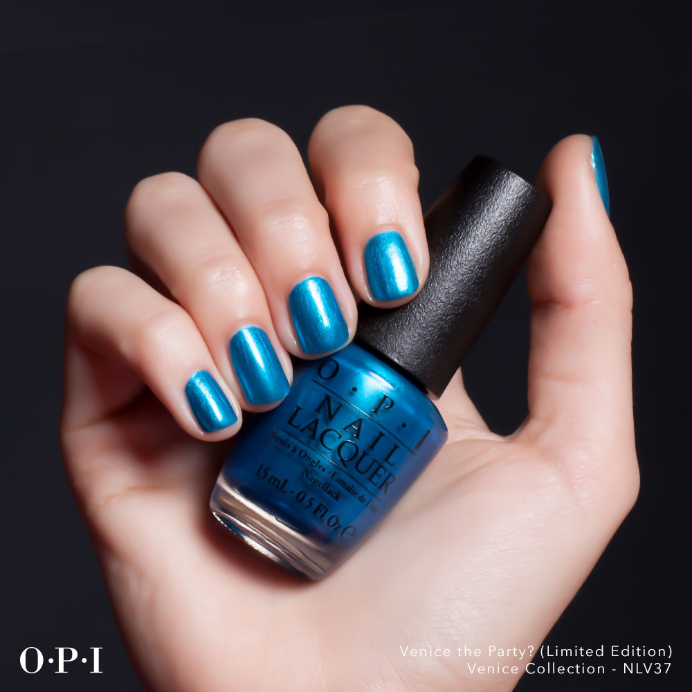 OPI - Venice Collection - Venice The Party - hand visual - AED49
